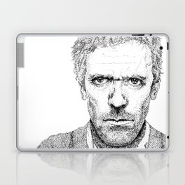 Hugh Laurie, House MD Laptop & iPad Skin