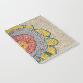 Growing - Pinus 1 - plant cell embroidery Notebook