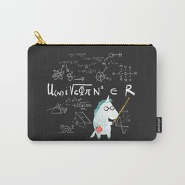Unicorn = real Carry-All Pouch