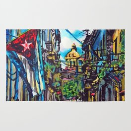 Havana, CUBA No.2 | 2015 Rug