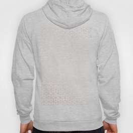 Simply Cubes in Rose Gold Sunset Hoody