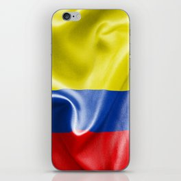Colombian Flag iPhone Skin