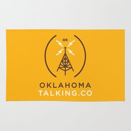 Oklahoma Talking Co.  Rug