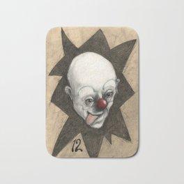 Clown numb12r Bath Mat