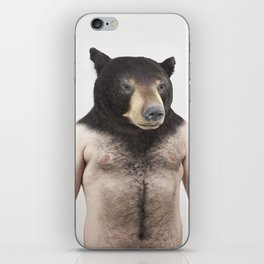 Therianthrope - Bear iPhone Skin