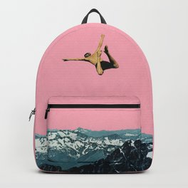 Higher Than Mountains Backpack