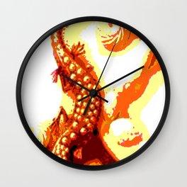 Vintage Salamander Wall Clock
