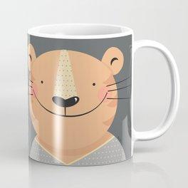 Tiger in pajamas Coffee Mug