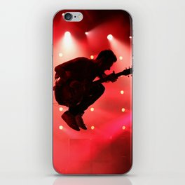 Nick Hexum of 311 Jump iPhone Skin