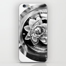 lotus flower iPhone Skin