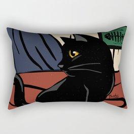 In the room Rectangular Pillow