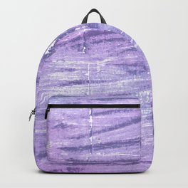 Soap abstract watercolor Backpack