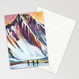 Spring Tour Stationery Cards