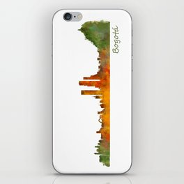 Bogota City Skyline Hq V1 iPhone Skin