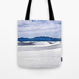 White Sands N.M. Tote Bag