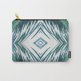Surfer Waves Ocean Pattern Carry-All Pouch