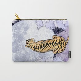 Tiger Moon | Colour Version Carry-All Pouch