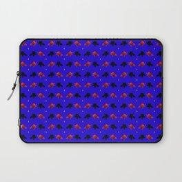 Cute Devil Pattern Laptop Sleeve