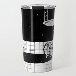 Cosmic pool Travel Mug