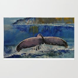 Whale Song Rug