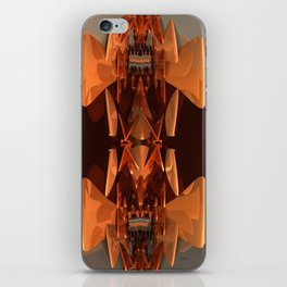 Delighted iPhone Skin