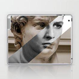 Michelangelo's David & Marlon Brando Laptop & iPad Skin
