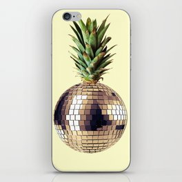ananas party (pineapple) iPhone Skin