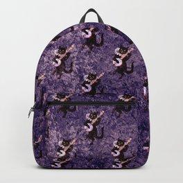 Musical Cat Backpack