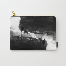 LIKE LIFE WATERCOLOR PATTERN Carry-All Pouch