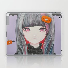Pumpkin Nightmare Laptop & iPad Skin