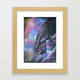 Fractured 2 Framed Art Print