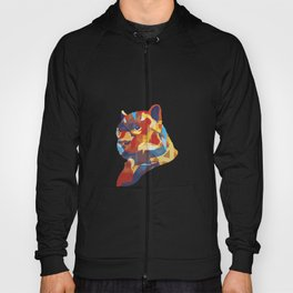 Mozilla Fire Panther Hoody