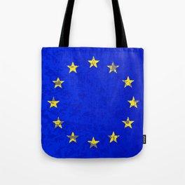 EU Flag Tote Bag