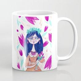 Miss Tulip Coffee Mug