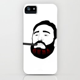 Castro iPhone Case