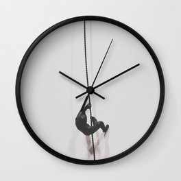 ur not alone Wall Clock