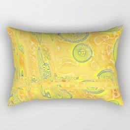 jellycubism Rectangular Pillow