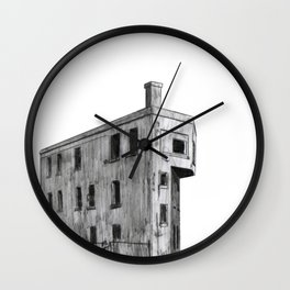 CANADIAN NATIONAL CONTROL STATION Wall Clock