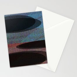GLITTER eclipses Stationery Cards