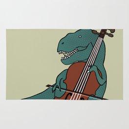 T-Rex Double Bass Rug