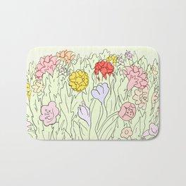 Blooms Bath Mat