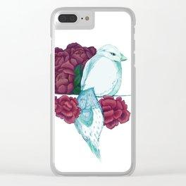 Little Birdie Clear iPhone Case