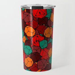 Dice Bag Travel Mug