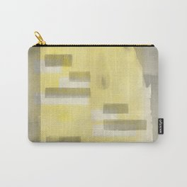 Stasis Gray & Gold 1 Carry-All Pouch