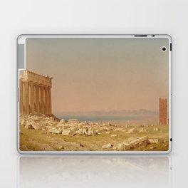Sanford Robinson Gifford Ruins of the Parthenon 1880 Painting Laptop & iPad Skin
