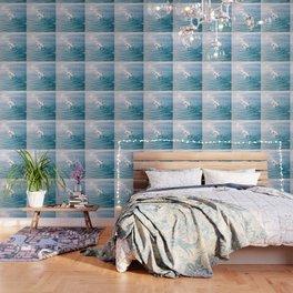 Catch A Wave Wallpaper