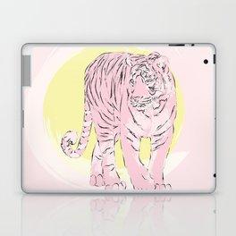 Sunny Tiger Laptop & iPad Skin