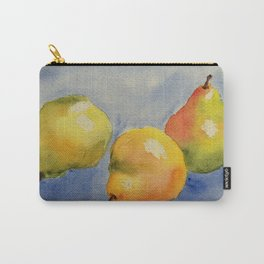 Pear Trio Carry-All Pouch