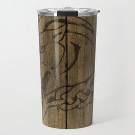 Horse Shield Travel Mug