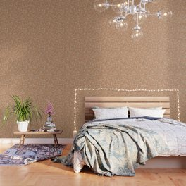 Butterum Camouflage Wallpaper